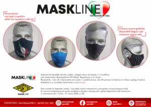maskline mascherina