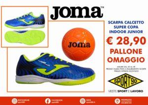 scarpa-calcetto joma-jr