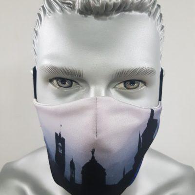 mascherina maskline by sport90 skyline bergamo amo love