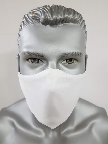 mascherina personalizzata con logo