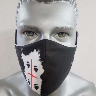mascherina maskline by sport90 italia sardegna quattro mori