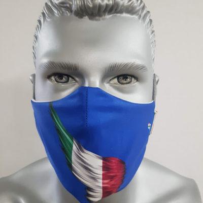 mascherina maskline bandiera italia tricilore