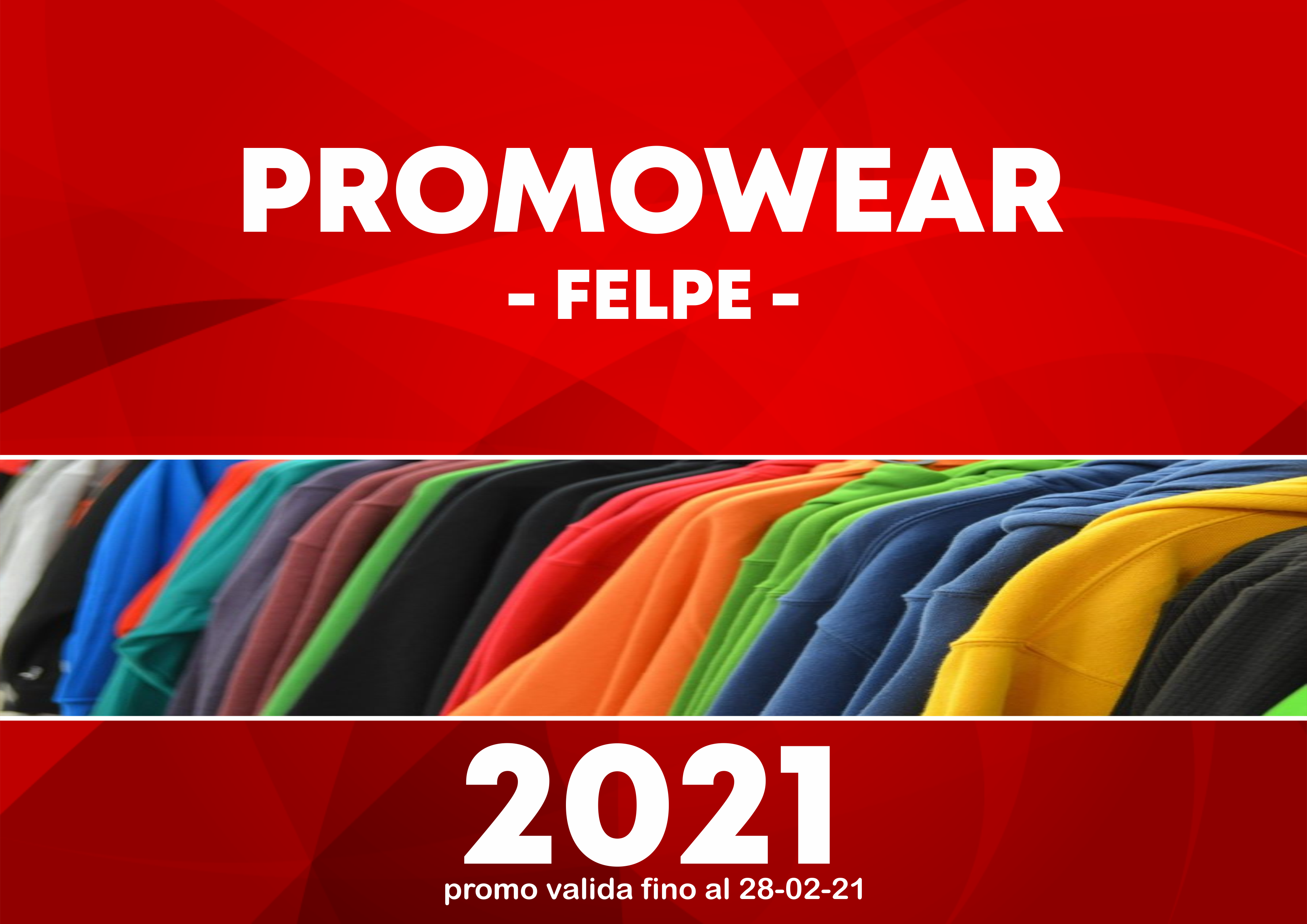 Promozioni abbigliamento sport 2021