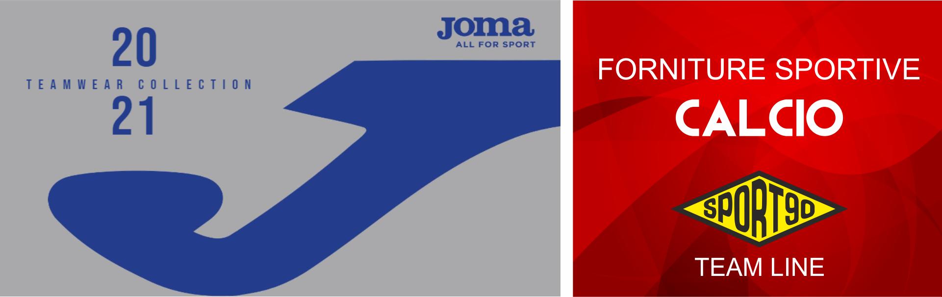 joma sport società calcio forniture sportive